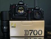 Brand New NIKON D700 12MP DSLR CAMERA $800Usd